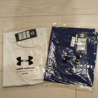 アンダーアーマー(UNDER ARMOUR)のレディース アンダーアーマー Tシャツ  2枚セット(Tシャツ(半袖/袖なし))