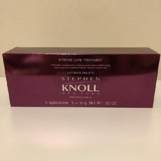 Stephen Knoll New York - スティーブンノルのプロフェショナル インテンスケア カプセルトリートメント 1箱