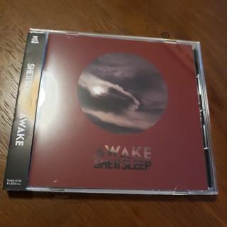 """she'll sleep awake CD 定価約2200円 she""""ll"""