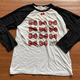 サンリオ(サンリオ)のハローキティ 長袖 Tシャツ 160(Tシャツ/カットソー)