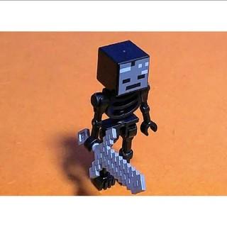 Lego - 期間限定オフ!レゴ★マイクラ ウィザースケルトン 銀の剣 新品 人気 ラスト予定