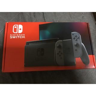 ニンテンドースイッチ(Nintendo Switch)の Nintendo Switch Joy-Con(L)/(R) グレー(家庭用ゲーム機本体)