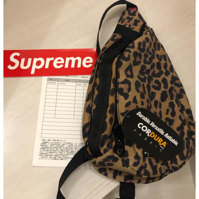 Supreme(シュプリーム)のsupreme sling bag メンズのバッグ(ボディーバッグ)の商品写真