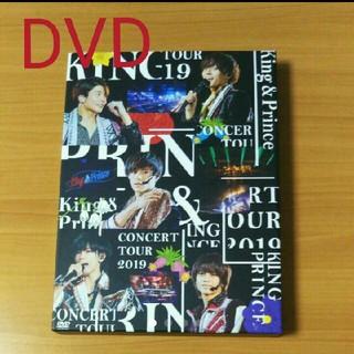 Johnny's - King & Prince/CONCERT TOUR 2019〈初回限定盤・2