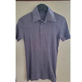 ドルチェアンドガッバーナ(DOLCE&GABBANA)の値下げしました。ドルチェ&ガッバーナ ポロシャツ(ポロシャツ)