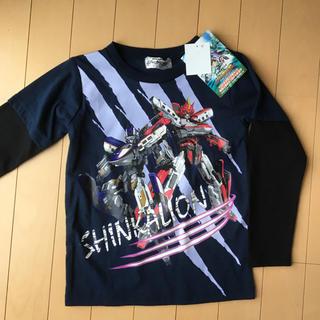 シンカリオン ロンT 120㎝ 長袖  tシャツ