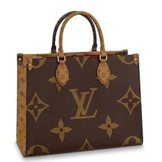 LOUIS VUITTON - 【Louis Vuitton】ONTHEGO MMトート
