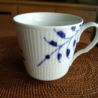 ロイヤルコペンハーゲン(ROYAL COPENHAGEN)のロイヤルコペンハーゲン メガ マグカップ(グラス/カップ)