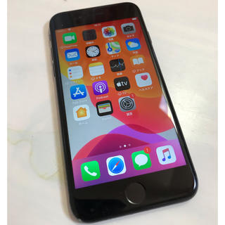 Apple - iPhone 7 Black 32GB SIMフリー 中古 本体