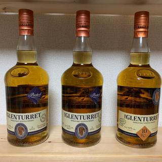 サントリー - グレンタレット10年1本とスモーキー2本(山崎、響、ニッカ、スコッチ、白州)