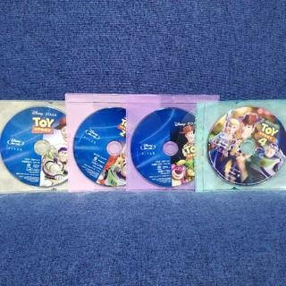 トイストーリー(トイ・ストーリー)の見つけた人超ラッキー トイストーリー Blu-ray 国内正規品 4点セット(キッズ/ファミリー)