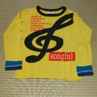 ジャンクストアー(JUNK STORE)の*Kids* JUNKSTORE ロングTシャツ(Tシャツ/カットソー)