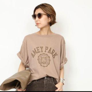 DEUXIEME CLASSE - 新品タグ付き Deuxieme AMERICANAAMEY PARK Tシャツ