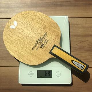 バタフライ(BUTTERFLY)の卓球ラケット インナーフォース ZLC(卓球)