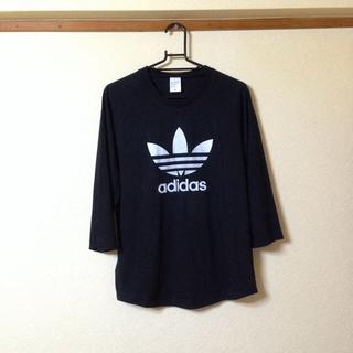 アディダス(adidas)の七分袖ロンT★(Tシャツ(長袖/七分))
