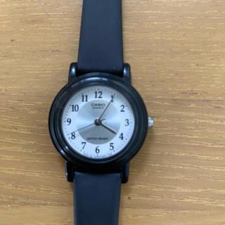 カシオアナログレディース腕時計 正常動作品