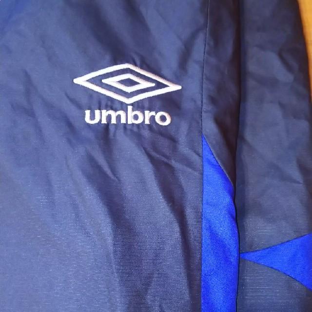 UMBRO(アンブロ)のUMBRO  中綿入りジュニアパンツ 130cm スポーツ/アウトドアのサッカー/フットサル(ウェア)の商品写真