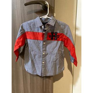 トミーヒルフィガー(TOMMY HILFIGER)の新品未使用タグ付き トミーフィルフィガー 男の子 シャツ (Tシャツ/カットソー)