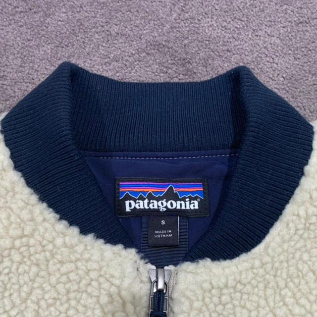 patagonia(パタゴニア)の【最終値下げ‼︎】新作‼︎新品未使用‼︎レトロX ボマー ジャケット Sサイズ メンズのジャケット/アウター(ブルゾン)の商品写真