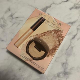 セフォラ(Sephora)の新品 BECCA GLOW ON THE GO ハイライト(コントロールカラー)