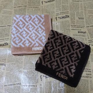 FENDI - フェンディ タオルハンカチ