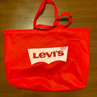 Levi's - リーバイス Levi's 薄型トートバッグ エコバッグ ノベルティ