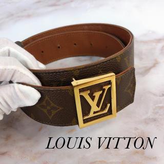 LOUIS VUITTON - LOUIS VUITTON ルイヴィトン 美品 ベルト レディース