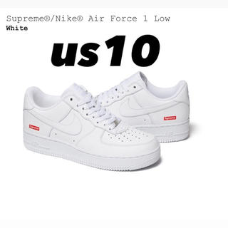 Supreme - Supreme Nike Air Force1 Low