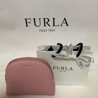 Furla - FURLA ポーチ ピンク