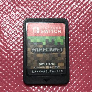 任天堂 - 任天堂Switch Minecraft マインクラフト マイクラ ソフト