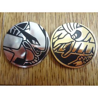 ポケモン - ルギア/ホウオウ (銀/金ver) 海外 コイン 2種
