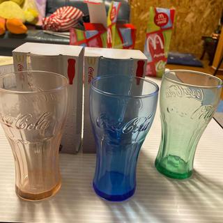 コカコーラ(コカ・コーラ)のコカコーラグラス(グラス/カップ)