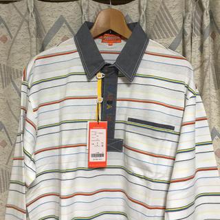 アンジェロガルバス(ANGELO GARBASUS)の本日大幅値下げ【新品】アンジェロガルバスのポロシャツ(ポロシャツ)