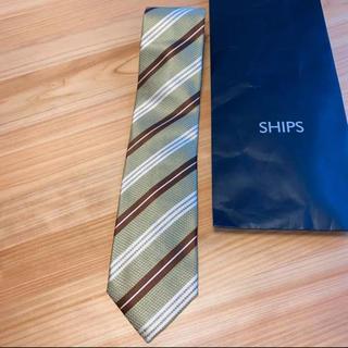 シップス(SHIPS)のシップス SHIPS ネクタイ ☆新品☆ シルク100%(ネクタイ)