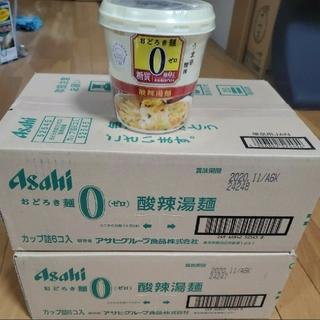 アサヒ(アサヒ)のおどろき麺0 酸辣湯麺 12個(麺類)