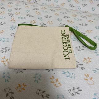 ロクシタン(L'OCCITANE)の⭐︎非売品 ロクシタン ポーチ(ノベルティグッズ)