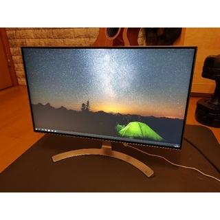 LG Electronics - LG 4辺フレームレスモニター 24MP88HV-S