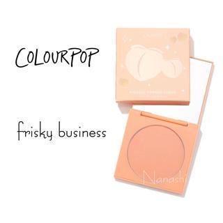 colourpop - colourpop 🍑 frisky business