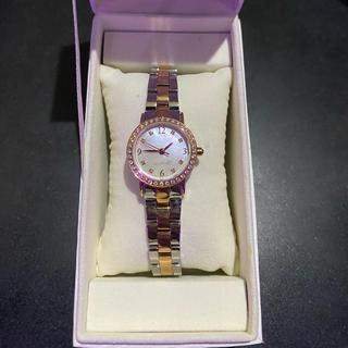 カナルヨンドシー(canal4℃)の4℃ canal 腕時計 レディース ピンクゴールド(腕時計)