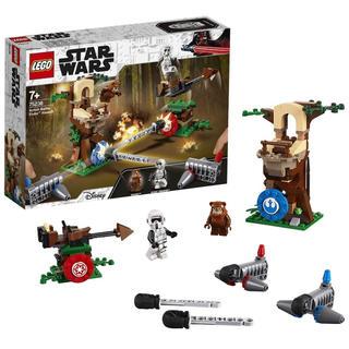 Lego - 【新品未開封】レゴ スターウォーズ アクションバトル エンドアの決戦 75238