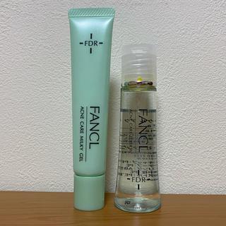 ファンケル(FANCL)の※ichigo様専用※ FANCL アクネケア 化粧水 ジェル乳液(化粧水/ローション)