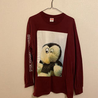 Supreme - supreme x mike kelly Ahh…Youth! L/S Tee