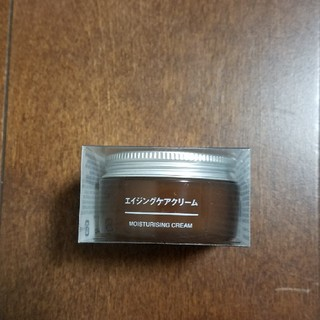 ムジルシリョウヒン(MUJI (無印良品))の新品未使用 無印エイジングケアクリーム(フェイスクリーム)