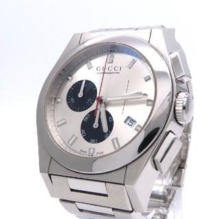 Gucci - 【GUCCI】グッチ 時計 'パンテオンクロノグラフ' 115.2 ☆美品☆