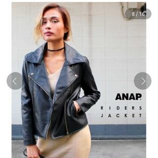 アナップ(ANAP)の新品☆ライダースジャケット(ライダースジャケット)