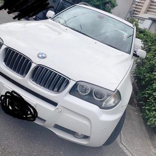 ビーエムダブリュー(BMW)のBMW x3 PC25 Mスポーツ 2007年(車体)