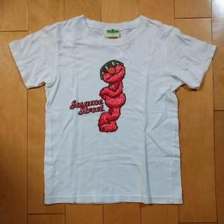 セサミストリート(SESAME STREET)のセサミストリートTシャツ 130(Tシャツ/カットソー)