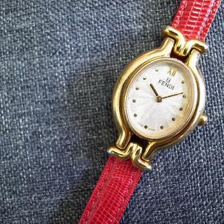フェンディ(FENDI)の正規品☆フェンディ 腕時計 チェンジベルト 時計 バッグ 財布 小物(腕時計)