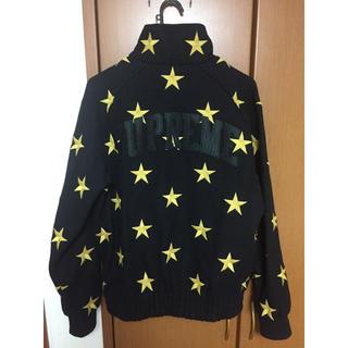 シュプリーム(Supreme)のSupreme Stars Zip Stadium Jacket(スタジャン)