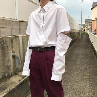 バレンシアガ(Balenciaga)のBALENCIAGA shirt(シャツ)